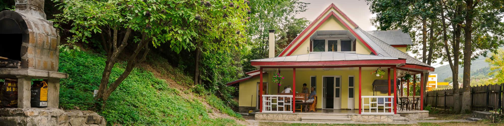 Cazare in Slanic Moldova